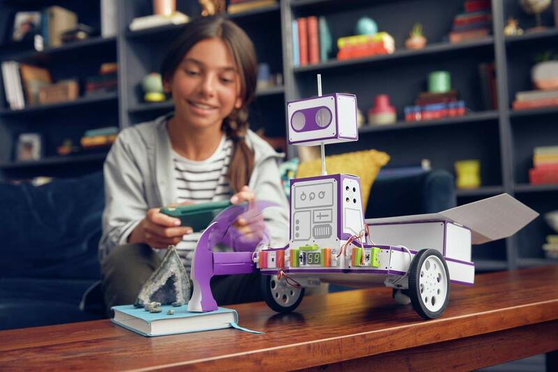 Invent with littlebits