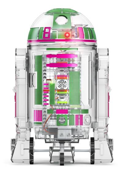 Droid Inventor with littlebits